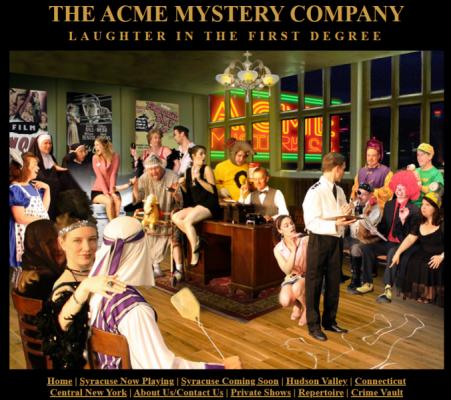ACME Mystery Company